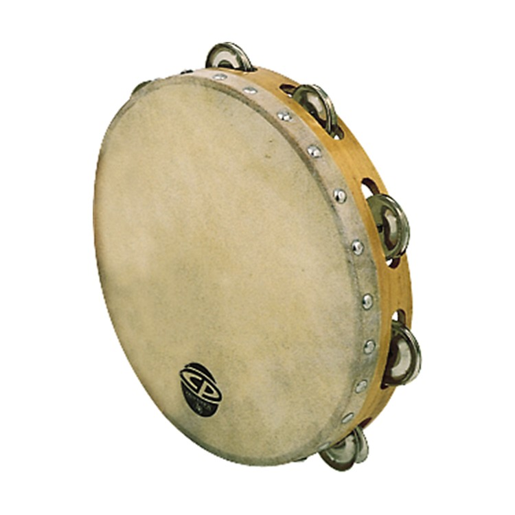 CP Single Row Tambourine  10 in.