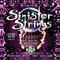 Kerly Music Sinister Strings Nickel Wound Electric Guitar Strings Light   thumbnail