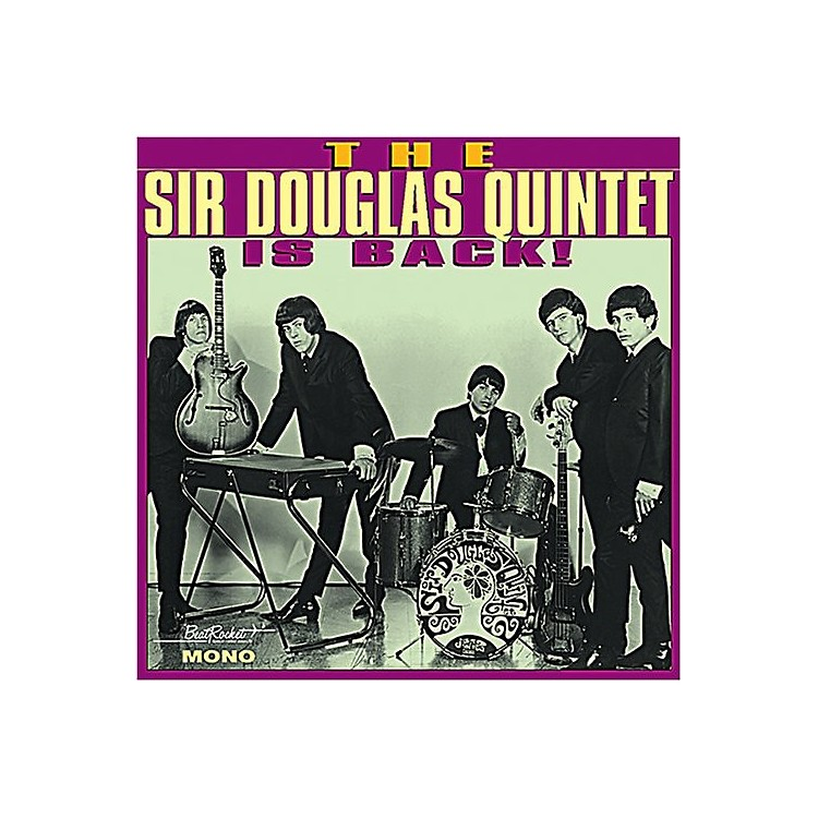 Alliance Sir Douglas Quintet - Is Back!