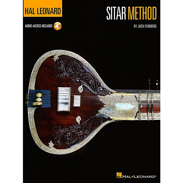 Hal Leonard Sitar Method Book/CD