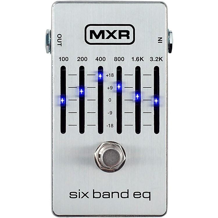 MXRSix Band EQ Pedal