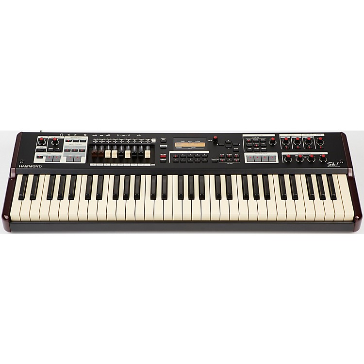 Hammond Sk1 61-Key Digital Stage Keyboard and Organ  888365857633