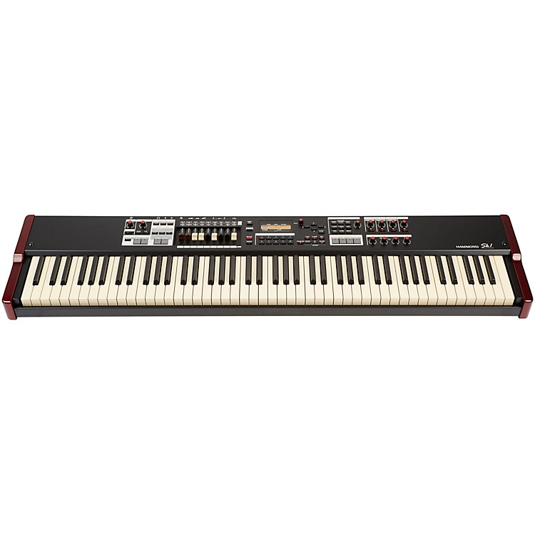 Hammond Sk1-88 88-Key Digital Stage Keyboard and Organ  888365845333