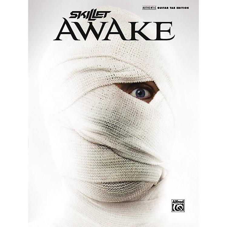 AlfredSkillet - Awake Guitar Tab Book