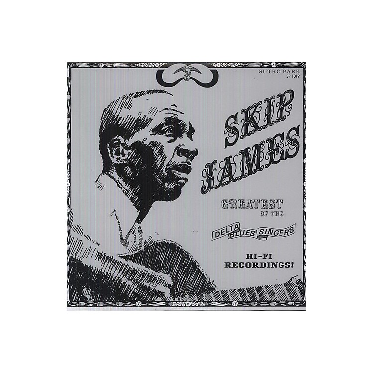 Alliance Skip James - Greatest of the Delta Blues Singers