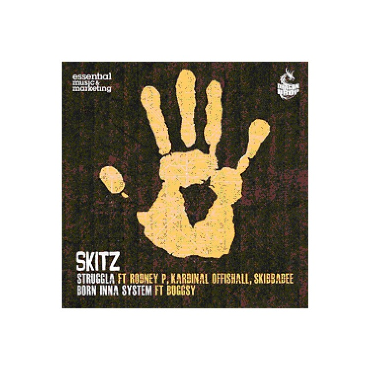 Alliance Skitz - Struggla (Engine-Earz Experiment Remix) B/W Born