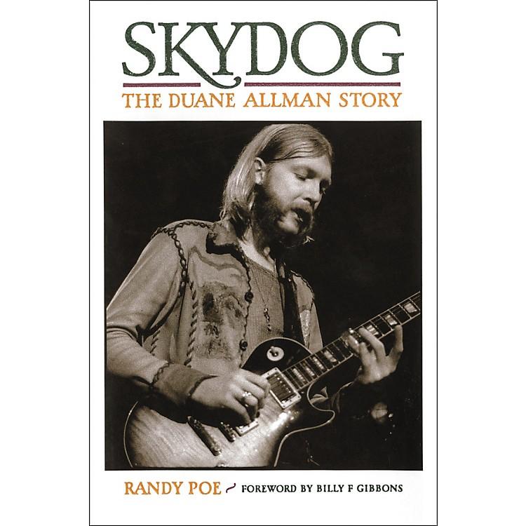 Hal LeonardSkyDog: The Duane Allman Story (Book)