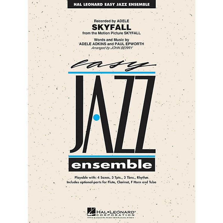 Hal LeonardSkyfall Jazz Band Level 2 by Adele Arranged by John Berry