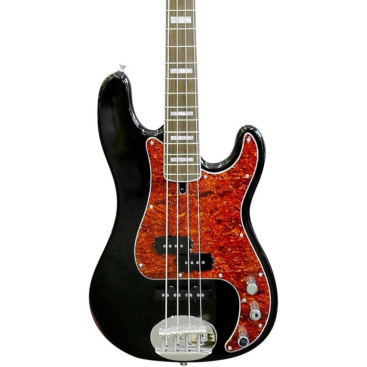 LaklandSkyline 44-64 Custom Rosewood Fingerboard Electric BassBlack
