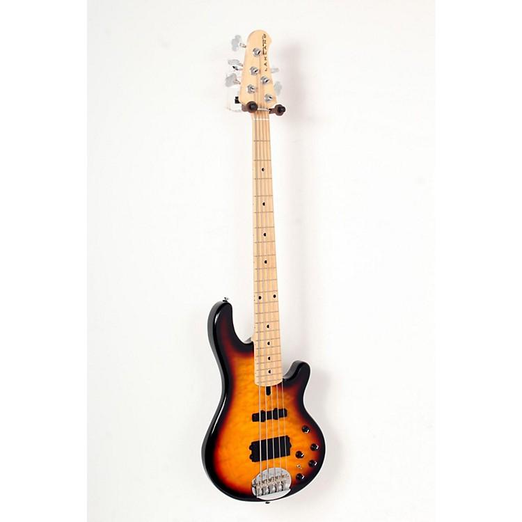 LaklandSkyline Deluxe 55-02 5-String Bass3-Color Sunburst, Maple Fretboard888365797243