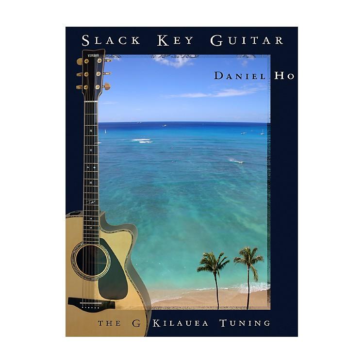 AlfredSlack Key Guitar The G Kilauea Tuning Book & CD