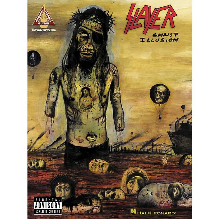 Hal LeonardSlayer - Christ Illusion Songbook