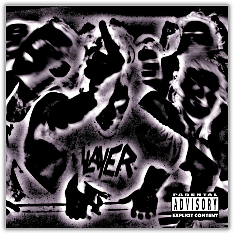 Universal Music Group Slayer - Undisputed Attitude