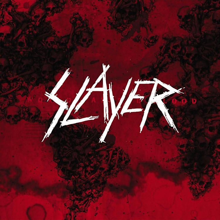 Universal Music Group Slayer - World Painted Blood