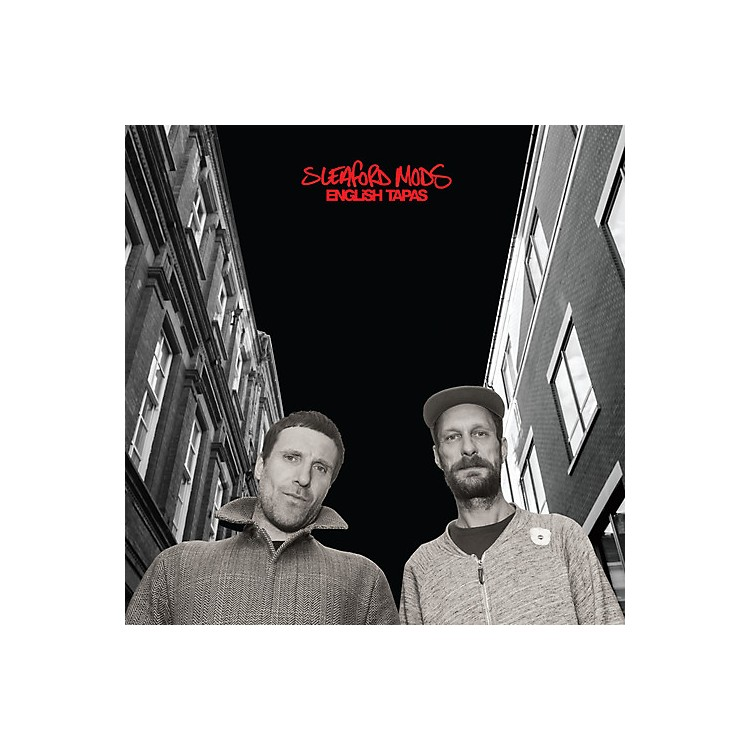 Alliance Sleaford Mods - English Tapas