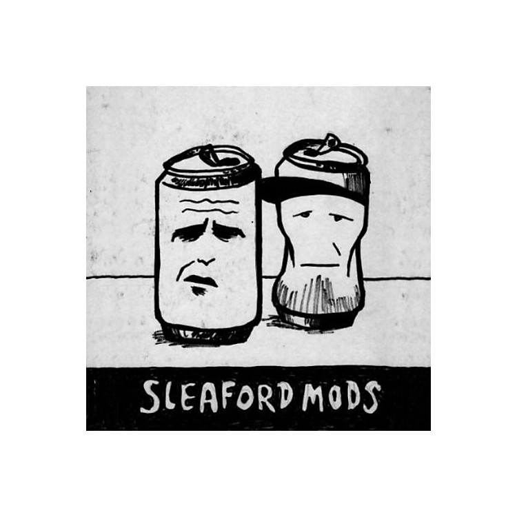 Alliance Sleaford Mods - Mr. Jolly Fucker/Tweet Tweet Tweet