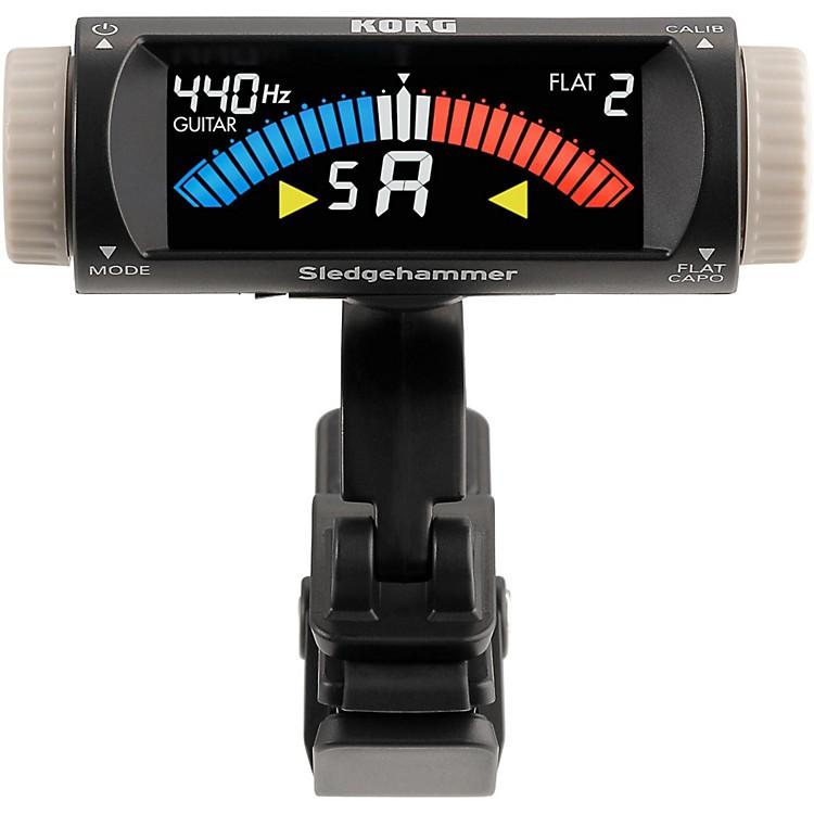 KorgSledgehammer Clip-On Tuner