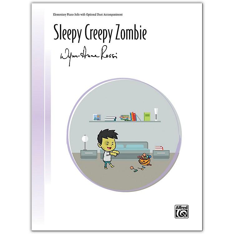 AlfredSleepy Creepy Zombie Elementary