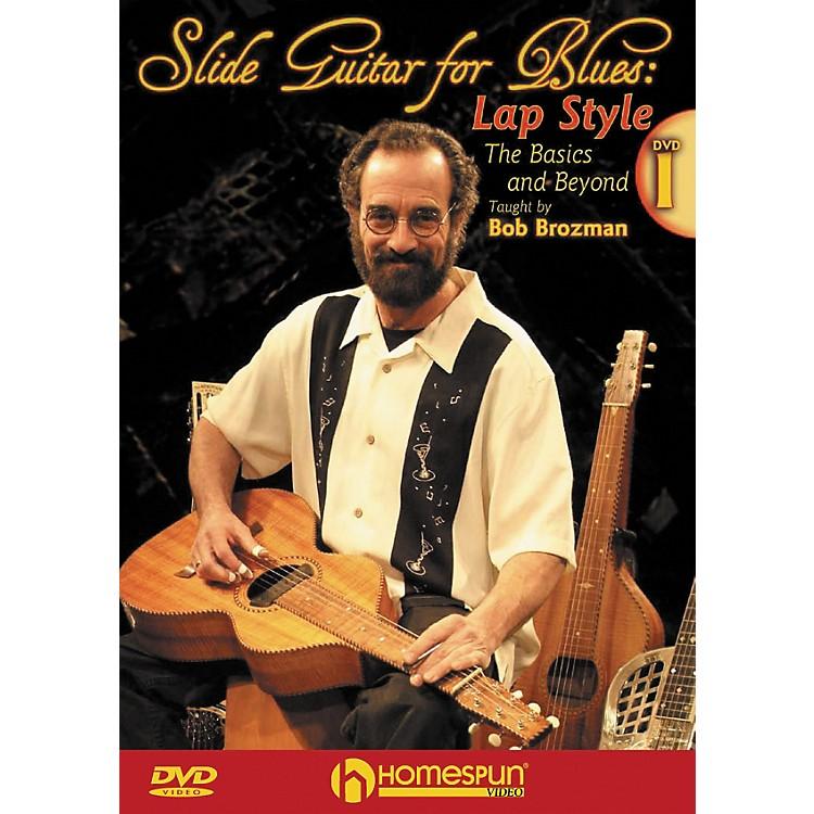 HomespunSlide Guitar for Blues Lap Steel DVD 1