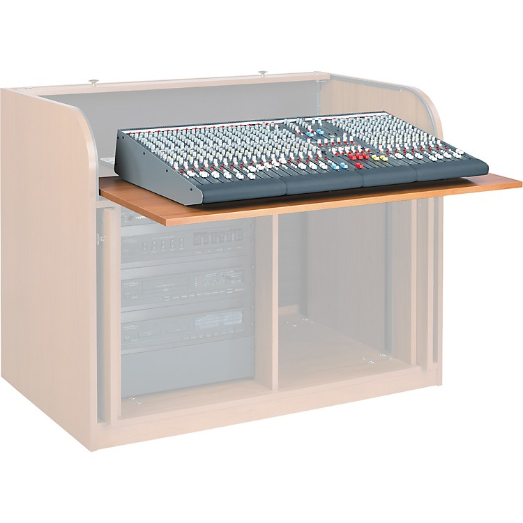 RaxxessSliding Pull Out Shelf for ERT DeskCherry