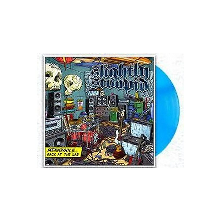 AllianceSlightly Stoopid - Meanwhile Back At The Lab