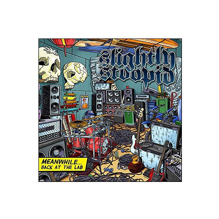 AllianceSlightly Stoopid - Meanwhile...Back In The Lab