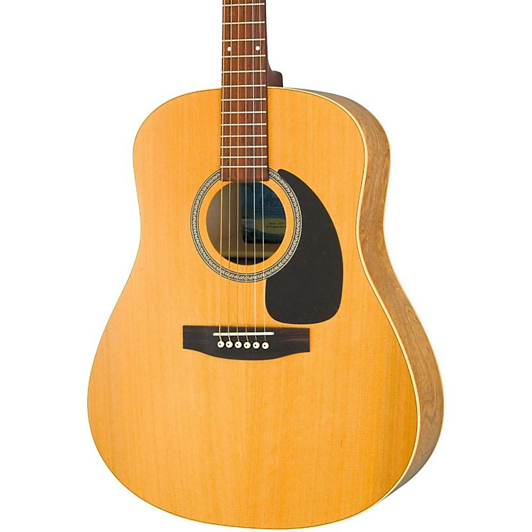 Seagull Slim Dreadnought QI EQ Acoustic-Electric Guitar Natural