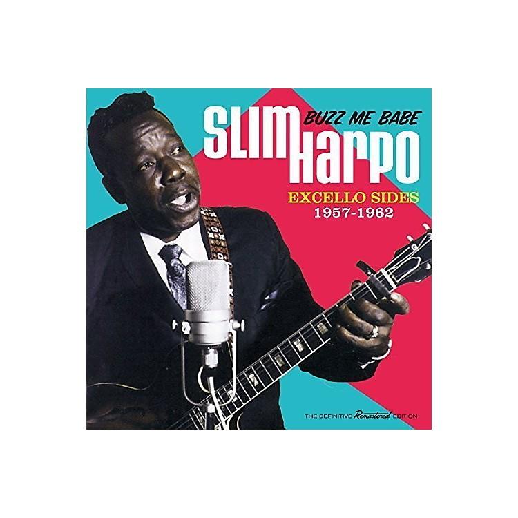 AllianceSlim Harpo - Buzz Me Babe: Excello Sides 1957-1961