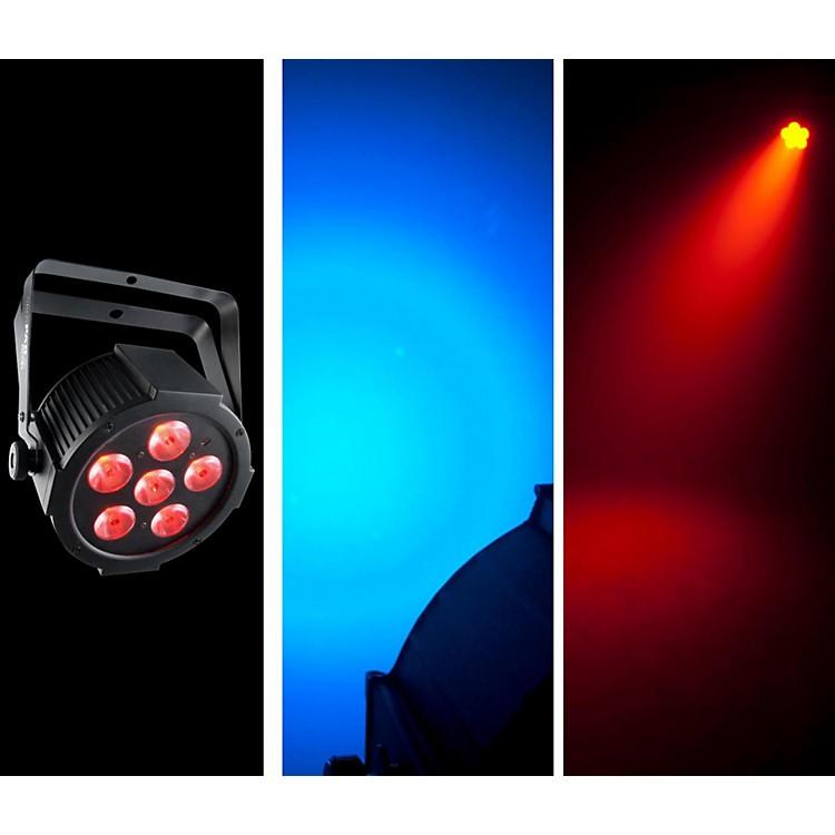 CHAUVET DJSlimPAR Q6 USB Quad-Color LED Wash Light