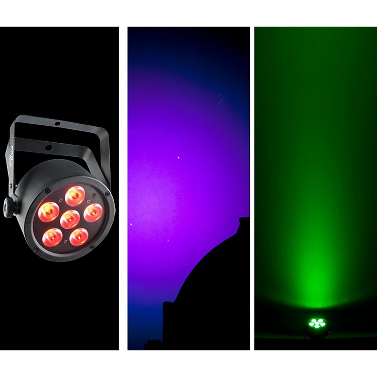CHAUVET DJSlimPAR T6 USB LED Wash Lighting Effect
