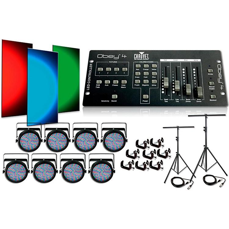 CHAUVET DJSlimPar64 8 Light System