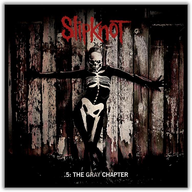 WEASlipknot - .5: The Gray Chapter Vinyl LP