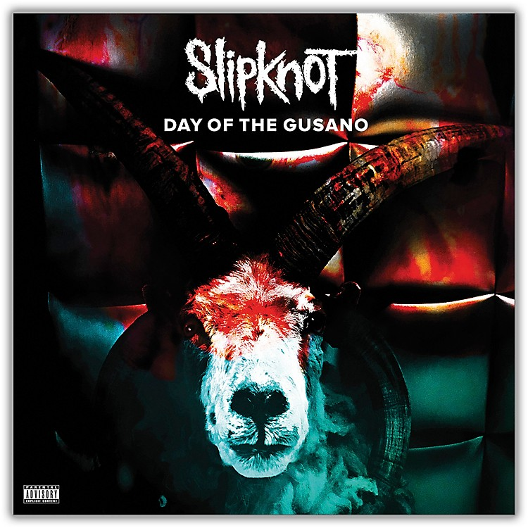 Universal Music Group Slipknot - Day Of The Gusamo [DVD/3LP][Jax Red Vinyl]