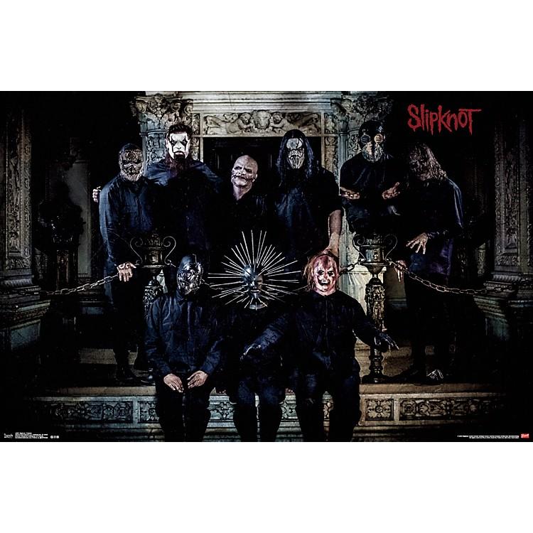 Trends InternationalSlipknot - Portrait PosterStandard Roll