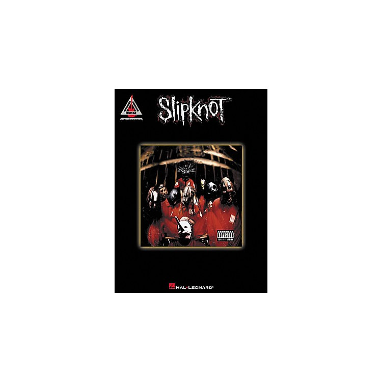 Hal LeonardSlipknot Guitar Tab Book