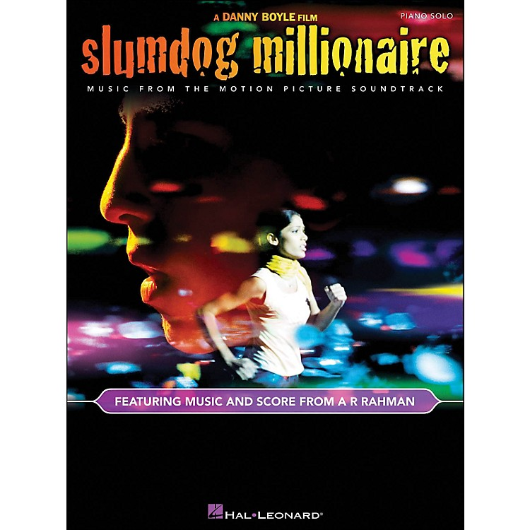 Hal LeonardSlumdog Millionaire - Music From The Motion Picture Soundtrack arranged for piano, vocal, and guitar (P/V/G)