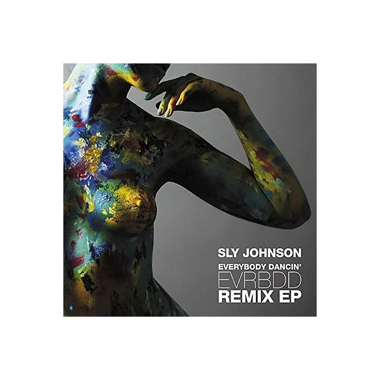 AllianceSly Johnson - Evrbdd Remix