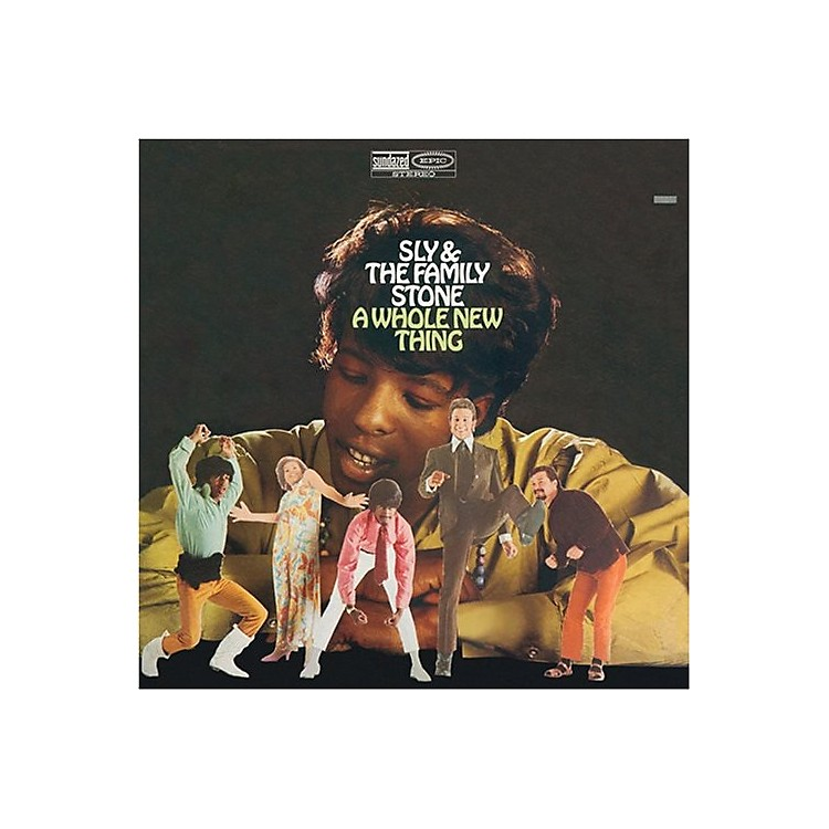 Alliance Sly & the Family Stone - A Whole New Thing