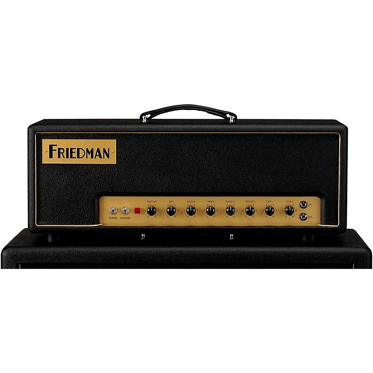 FriedmanSmall Box 50W 2-Channel Tube Guitar Amp Head