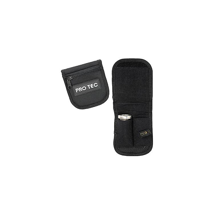 Protec Small Brass 2-Mouthpiece Belt Pouch