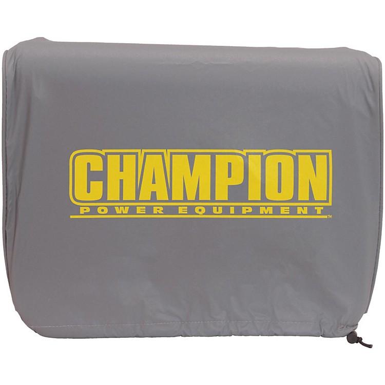 Champion Power EquipmentSmall Custom Made Vinyl Generator CoverGray