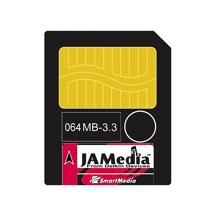 Jamedia SmartMedia Card  128MB