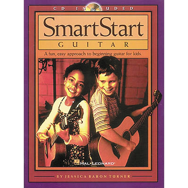 Hal Leonard SmartStart Guitar (Book/CD)