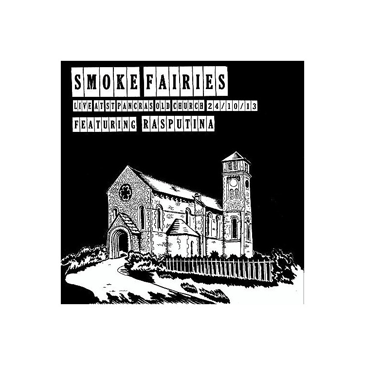 Alliance Smoke Fairies - Live at St. Pancras Old Church London 24 - Oct-13