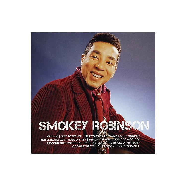 Alliance Smokey Robinson - Icon (CD)