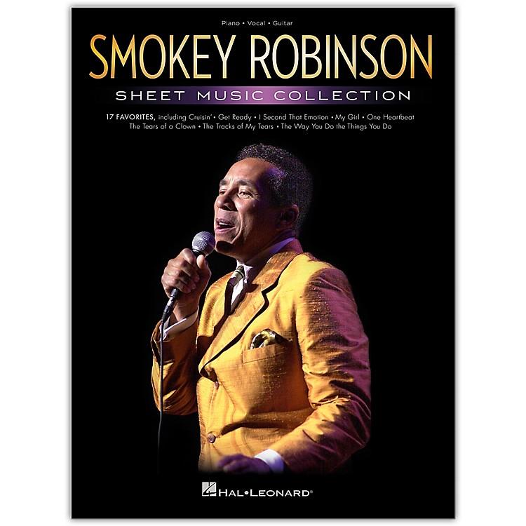 Hal LeonardSmokey Robinson - Sheet Music Collection Piano/Vocal/Guitar Songbook