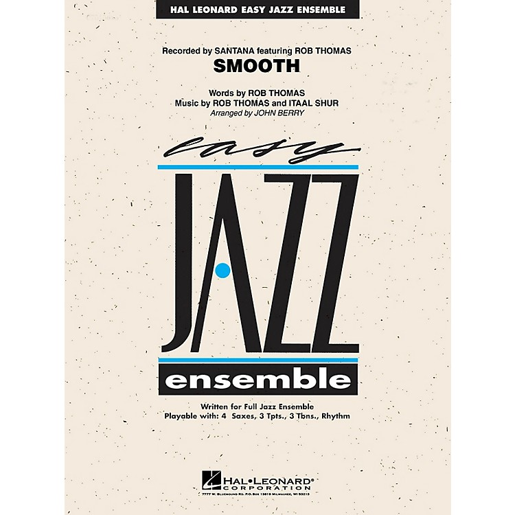 Hal Leonard Smooth Jazz Band Level 2 Arranged by John Berry