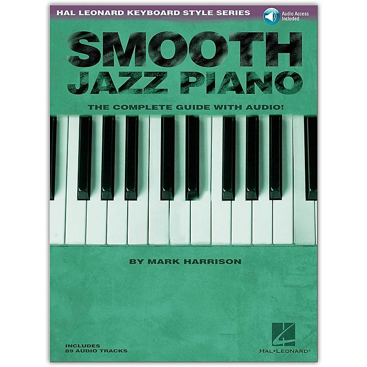 Hal LeonardSmooth Jazz Piano Book/CD Hl Keyboard Style Serieser