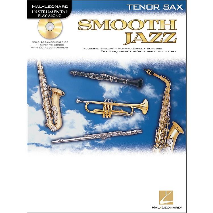 Hal LeonardSmooth Jazz for Tenor Sax Book/CD