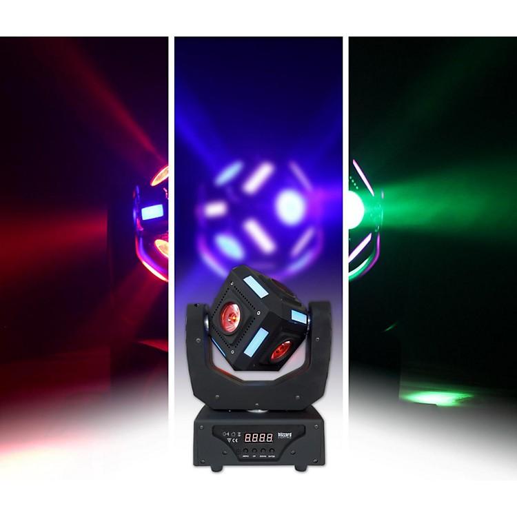 BlizzardSnake Eyes Mini 60 Watt LED Moving Head Effects Light